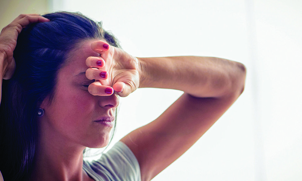 Living with Migraines: Know your triggers