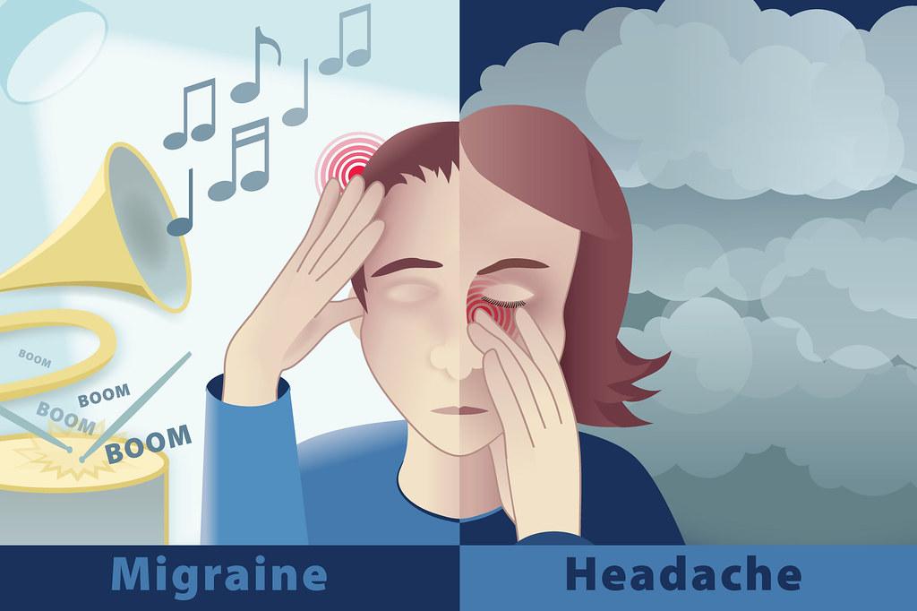 When A Headache Becomes A Migraine